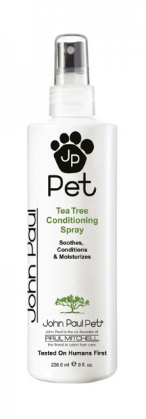 John Paul Pets Tea Tree Conditioning Spray 236ml