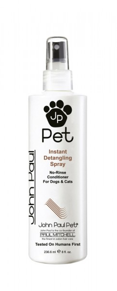 John Paul Pets Instant Detangling Spray 236ml