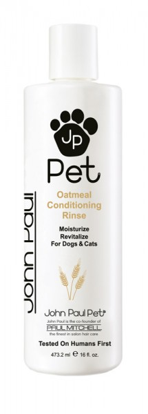 John Paul Pets Oatmeal Conditioning Rinse