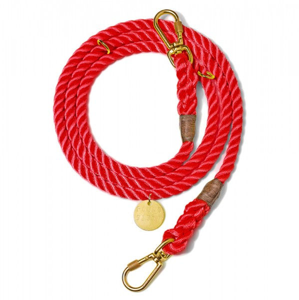 Found my animal Verstellleine Rope Red