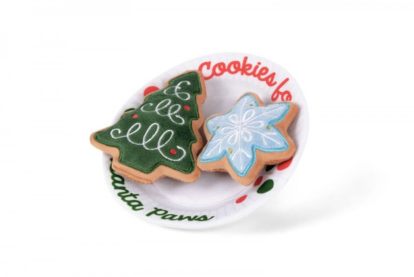 P.L.A.Y. Hundespielzeug Christmas Eve Cookies