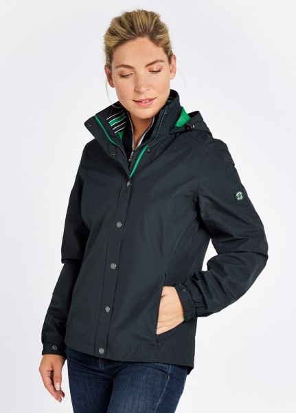 Dubarry of Ireland Damenjacke Baltimore Navy