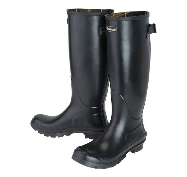 Barbour Gummistiefel Jarrow Black