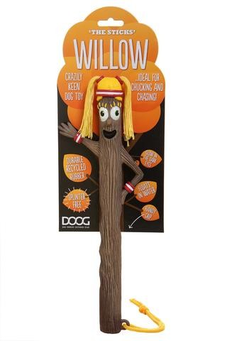 Hundespielzeug 'Barker family' Stick Willow
