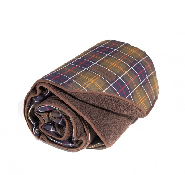 Barbour Hundedecke Classic/Brown