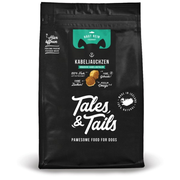 Tales and Tails - Haut Rein! Kabeljauchzen