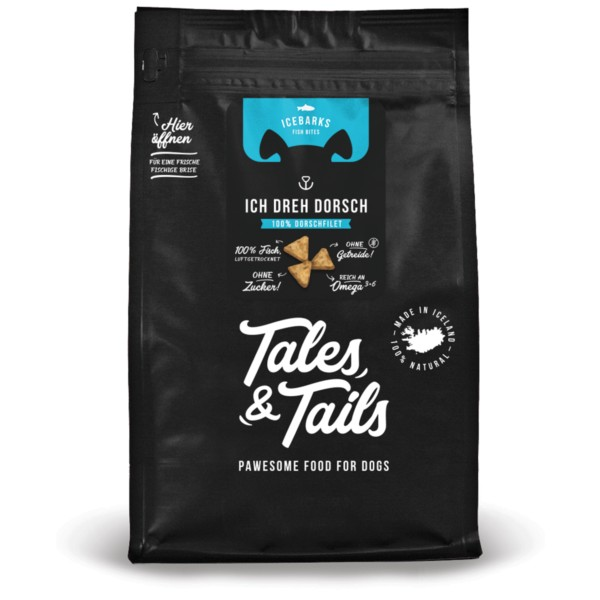 Tales and Tails - Icebarks 'Ich dreh Dorsch!'