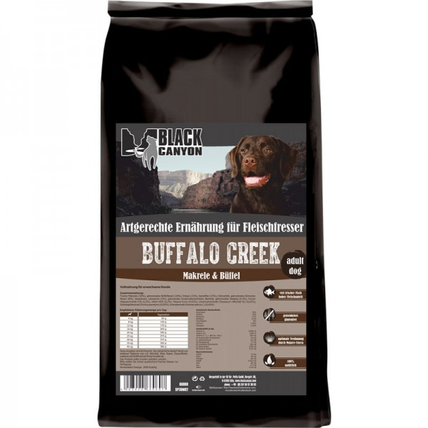 Black Canyon Buffalo Creek Büffel & Makrele