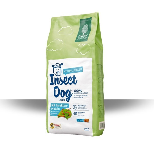 Josera Green Petfood Insect Dog Hypoallergen