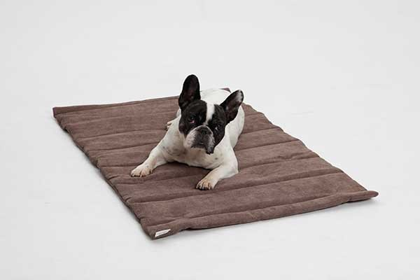 DOGS in the CITY Travel Mat Madison Braun