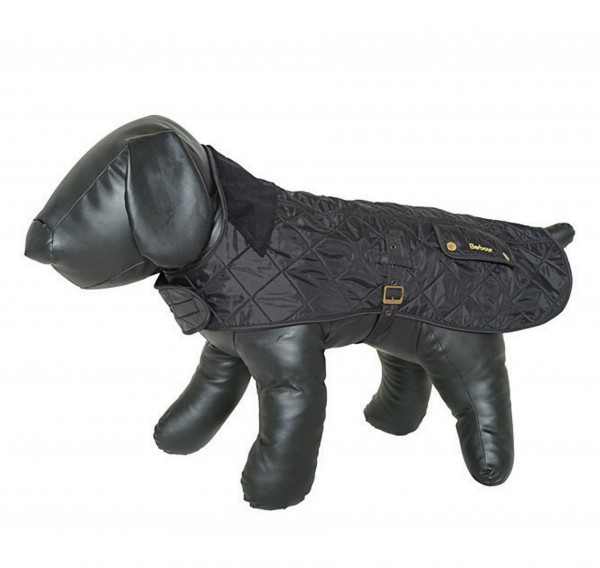 Barbour Hundemantel Polar Schwarz