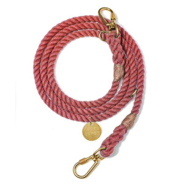 Found my animal Verstellleine Rope Nantucket Red up-cycled