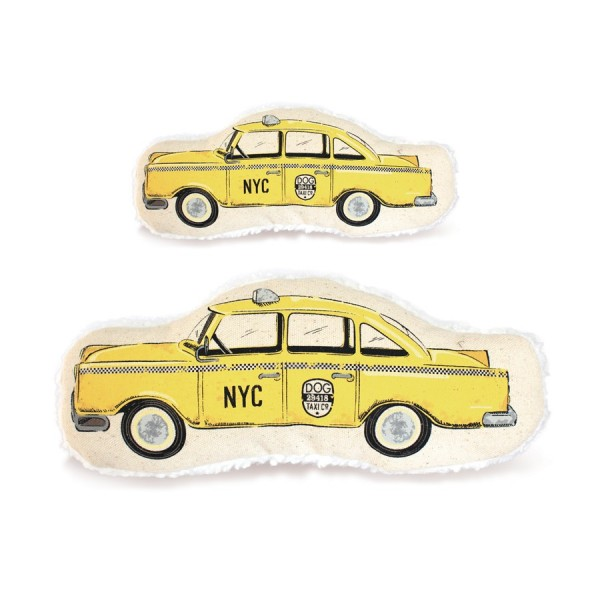 Taxicab Toy Yellow