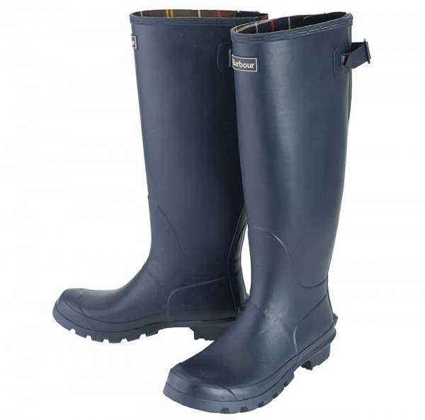 Barbour Gummistiefel Jarrow Navy